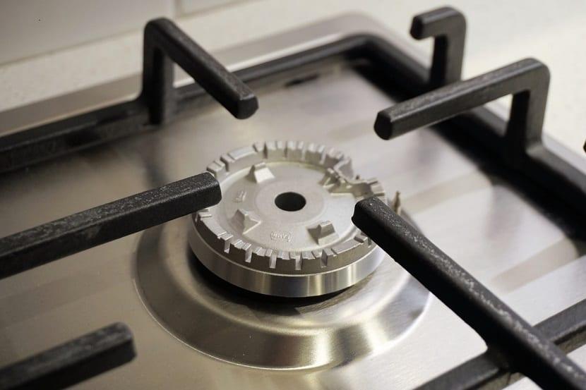 Cocina de aluminio