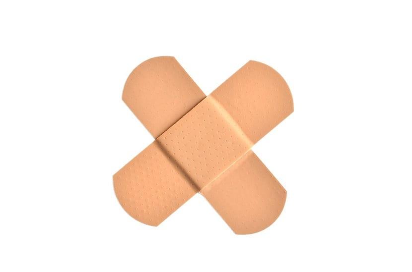 curar herida de astilla