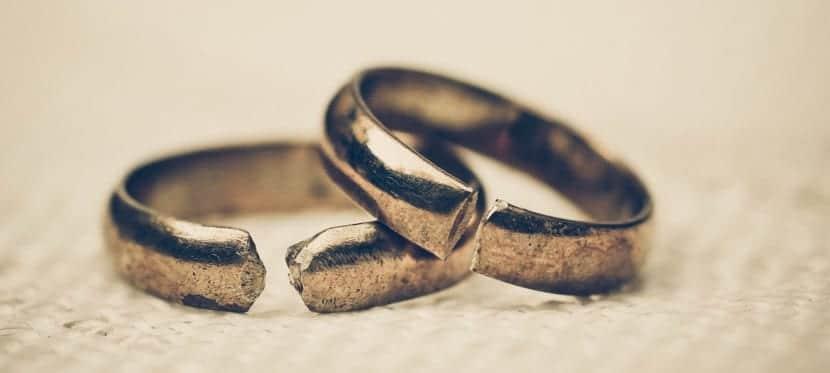 alianzas rotas por divorcio