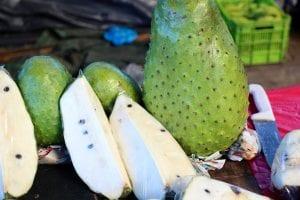 Fruto Guanábana