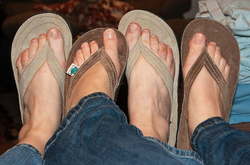 Remedios caseros para los hongos de los pies