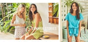 Women'secret: Summer Stories