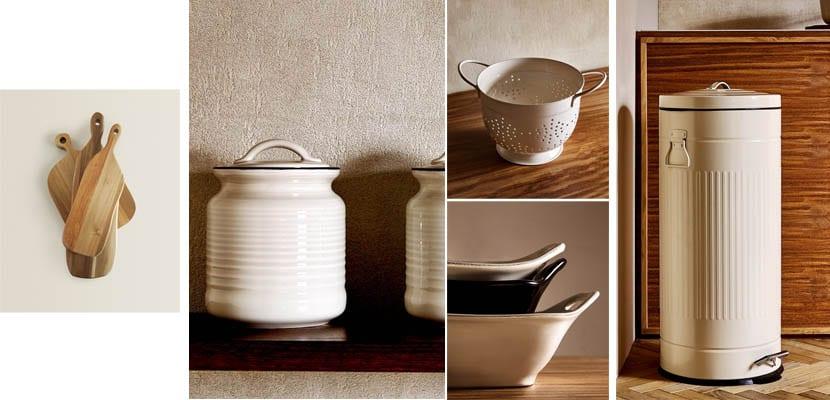 Artículos de cocina de Zara Home