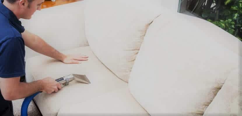 Aspirar sofá