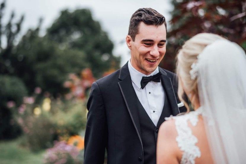 conflicto en boda pareja