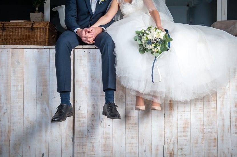 boda planificada sin discusiones