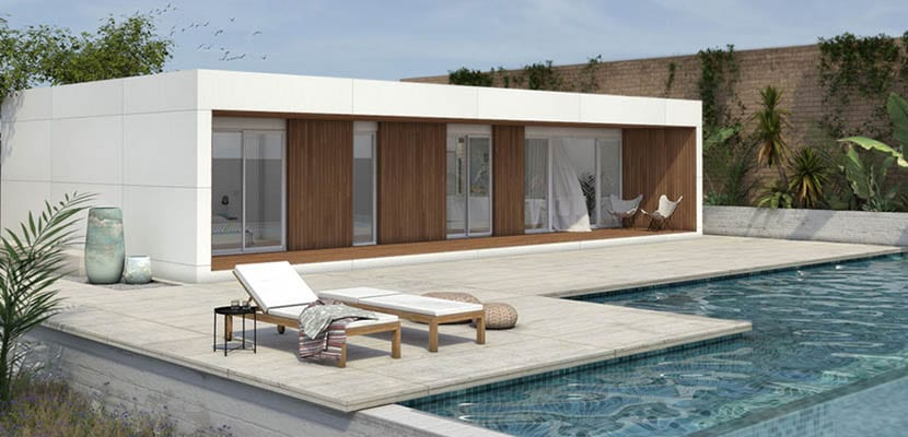 Casa prefabricada Atlantida Homes