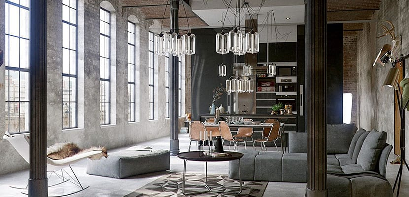 Decoración industrial