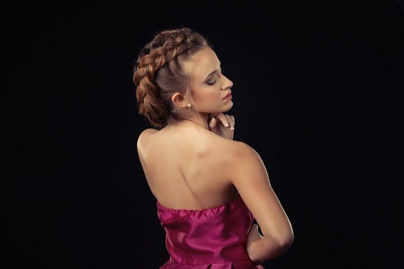 Peinados Para Una Boda De Noche Ideas Sencillas Y Elegantes