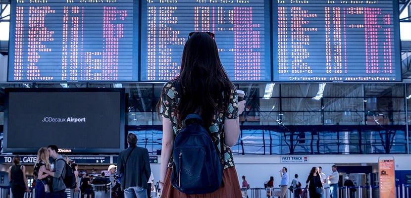 Viajar con equipaje