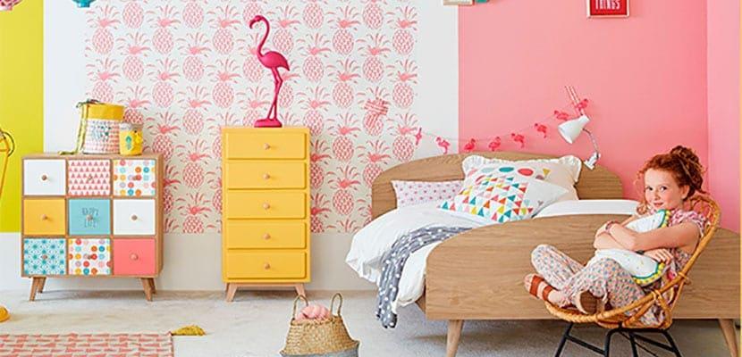 Papel pintado para el cuarto