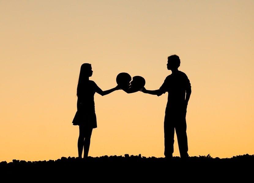 relaciones de amor rotas