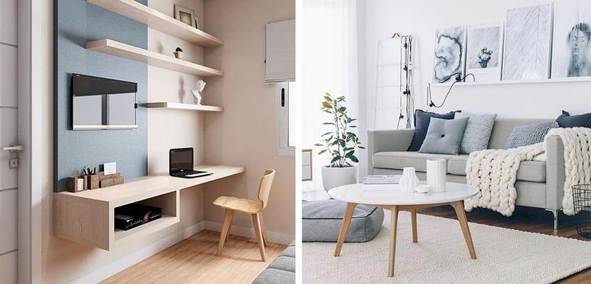 Muebles escandinavos