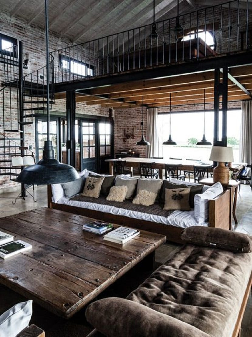 Loft Decoración
