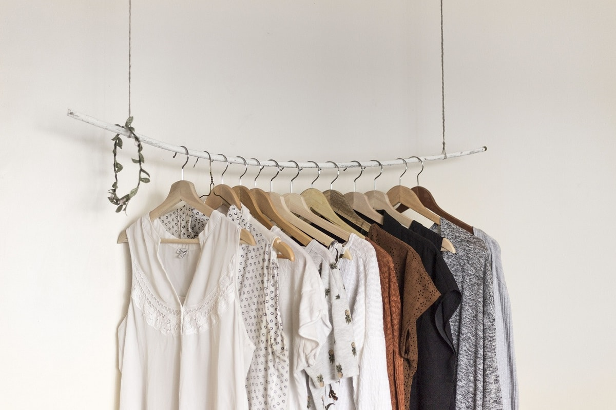 Colgadores para la ropa