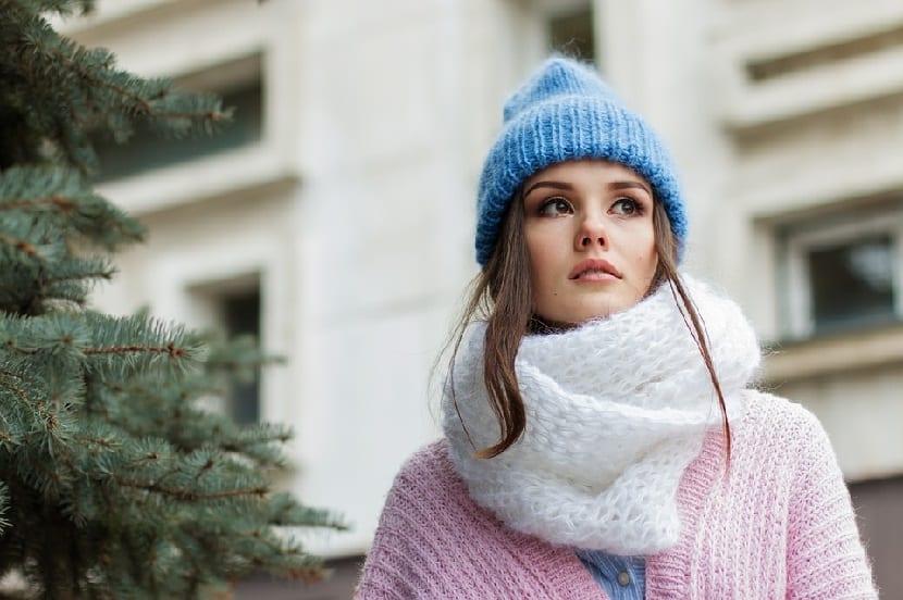 Bufanda para el frío
