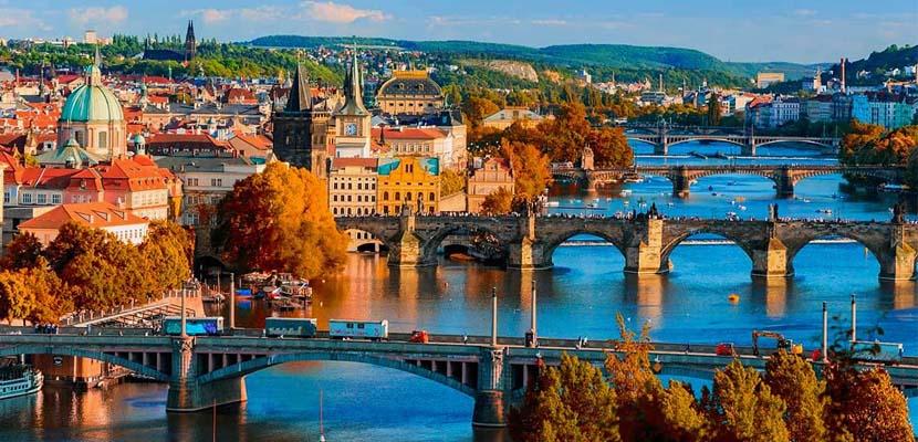 Escapadas de otoño: Praga