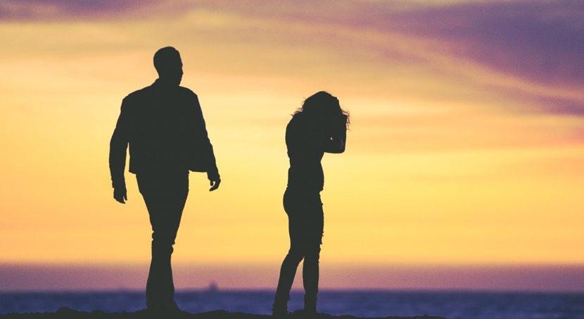 relacion de pareja rota