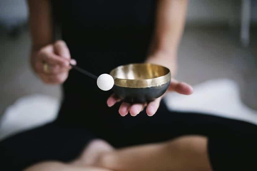 ritual de meditación