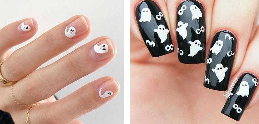 Uñas de fantasmas