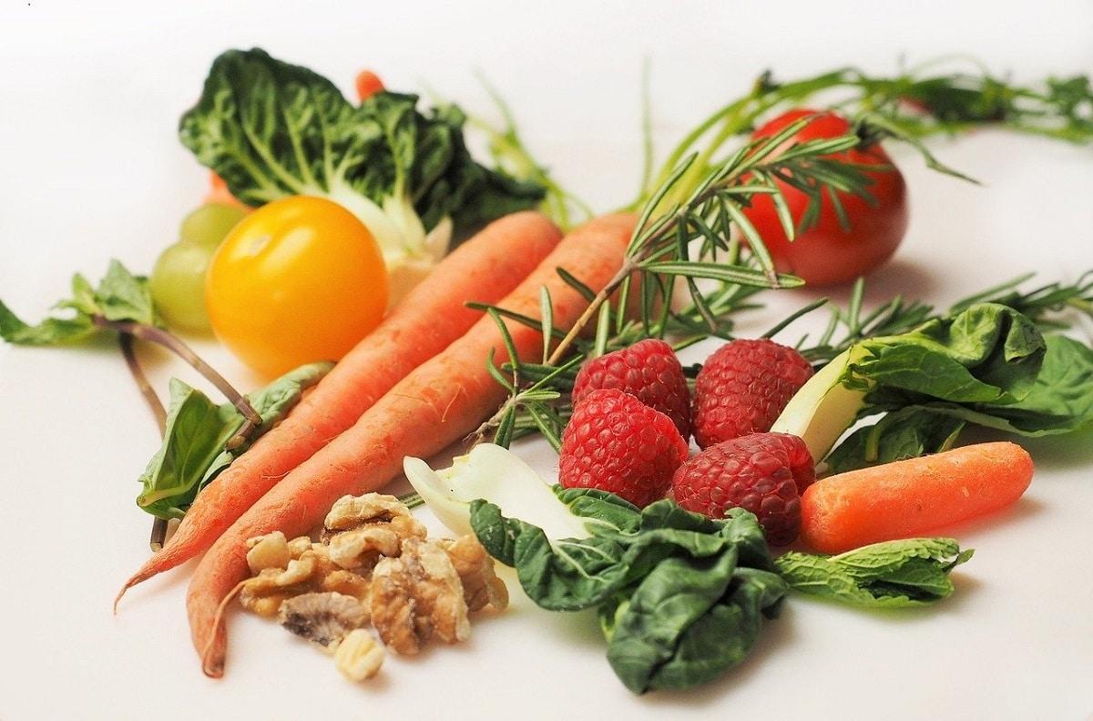 alimentación antioxidantes