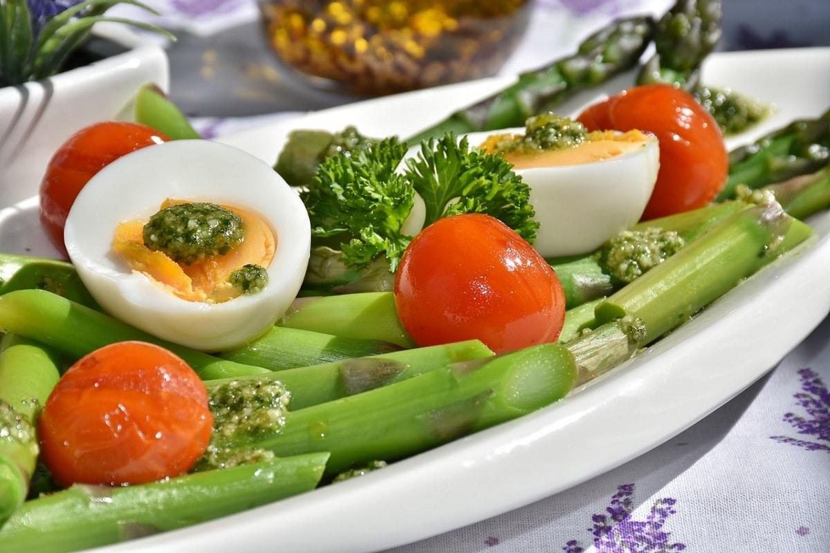 Alimentos para la salud de la piel