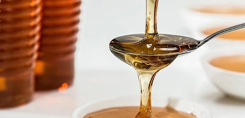 Miel para el cuero cabelludo