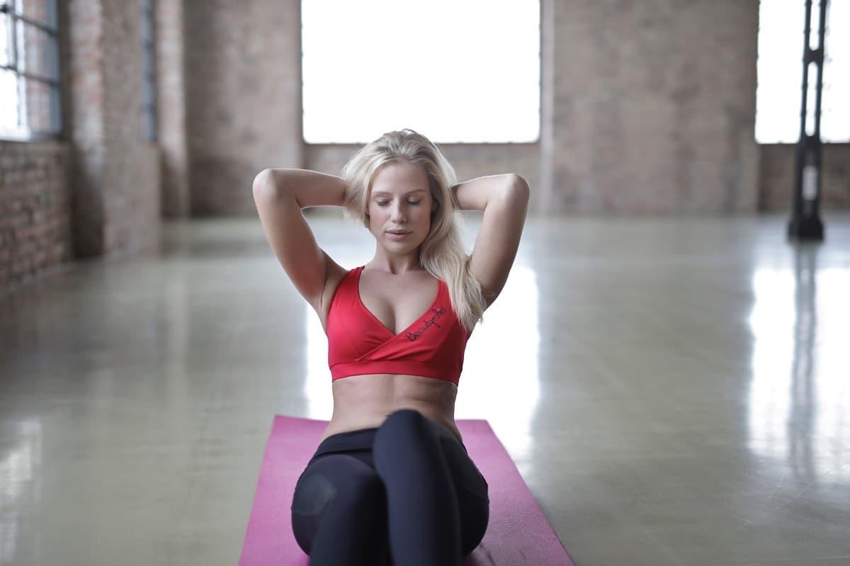 ejercicio para evitar estrías