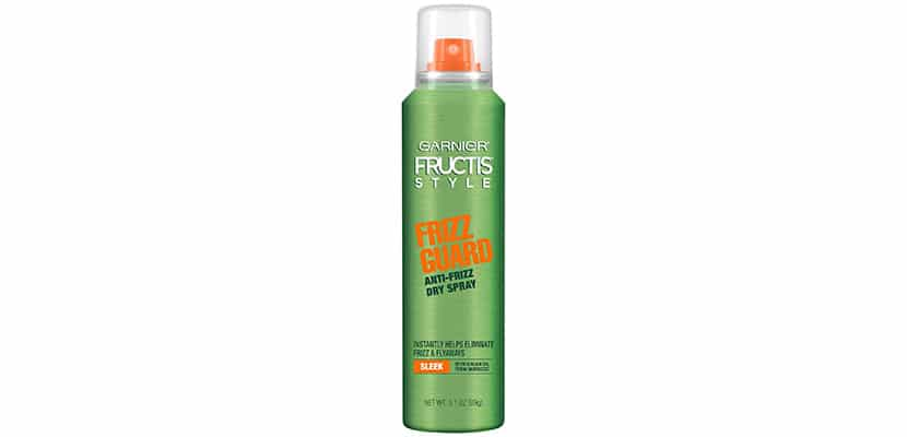Productos anti frizz