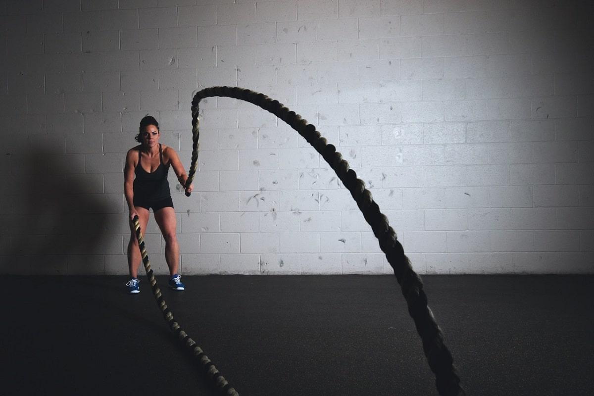 entrenamiento cuerdas