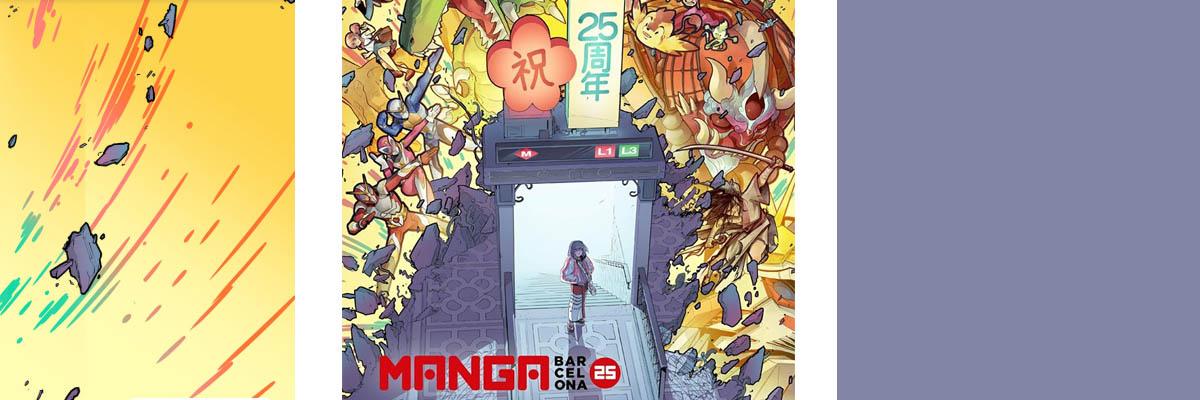 Salon Manga Barcelona