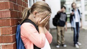 bullying físico en la escuela