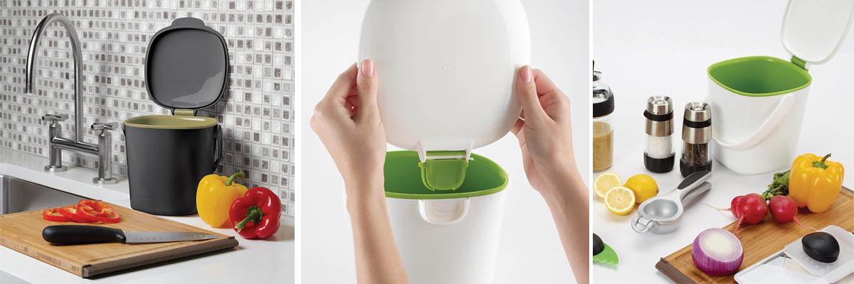 Cubo para encimera OXO Good Grips