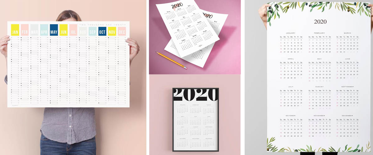 Calendarios anuales