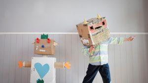 creatividad en nenes