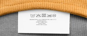 Etiqueta textil
