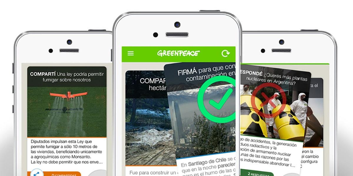 Apps ecológicas