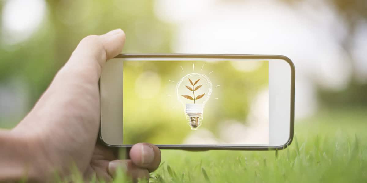 App ecológica