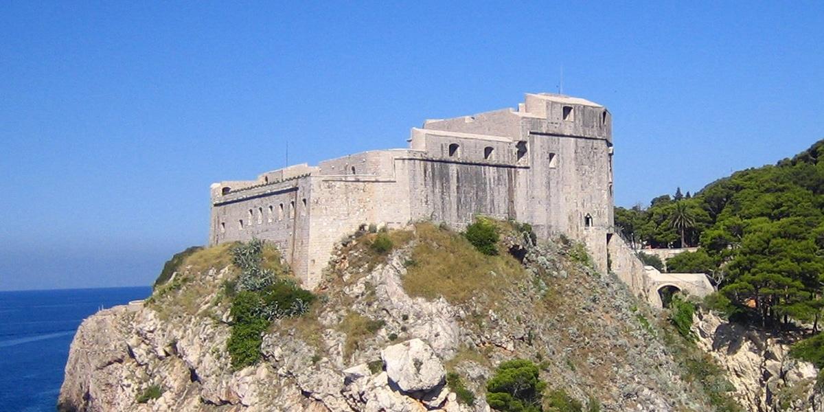 Fortaleza en Dubrovnik