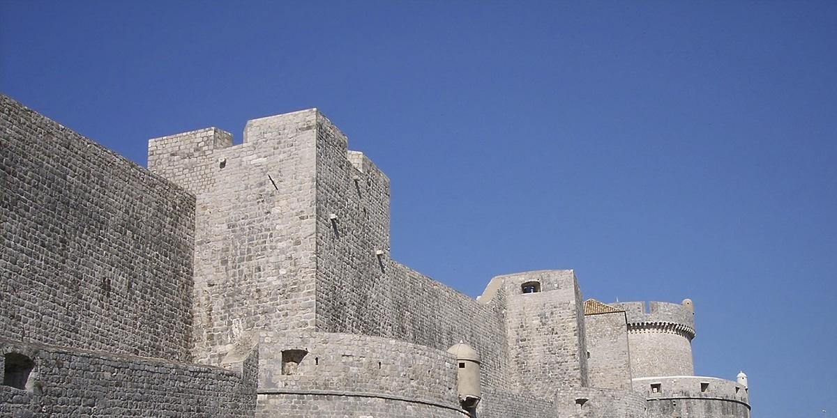 Murallas en Dubrovnik