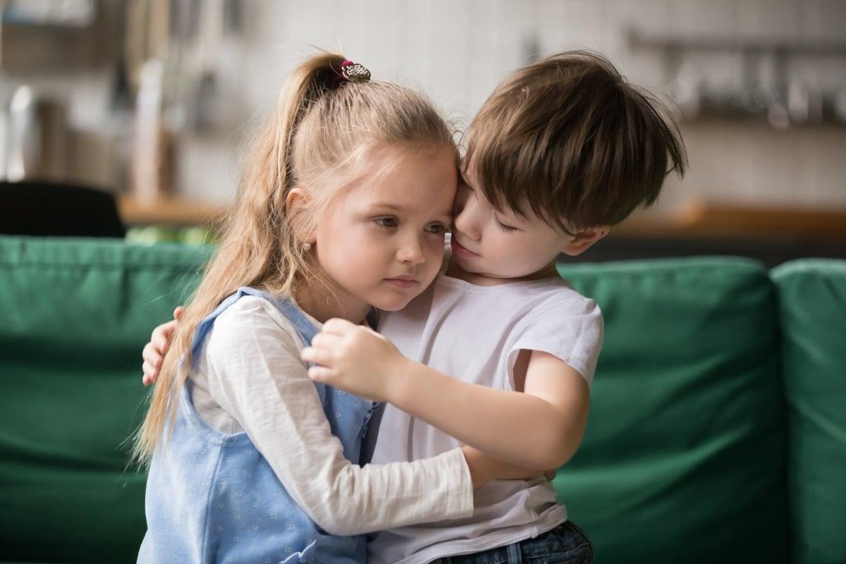 emociones en los nenes