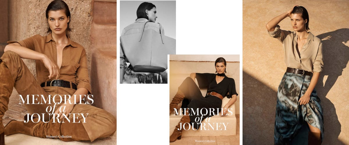 Massimo Dutti: Memories of a journey