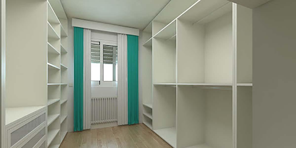 Muebles de vestidor
