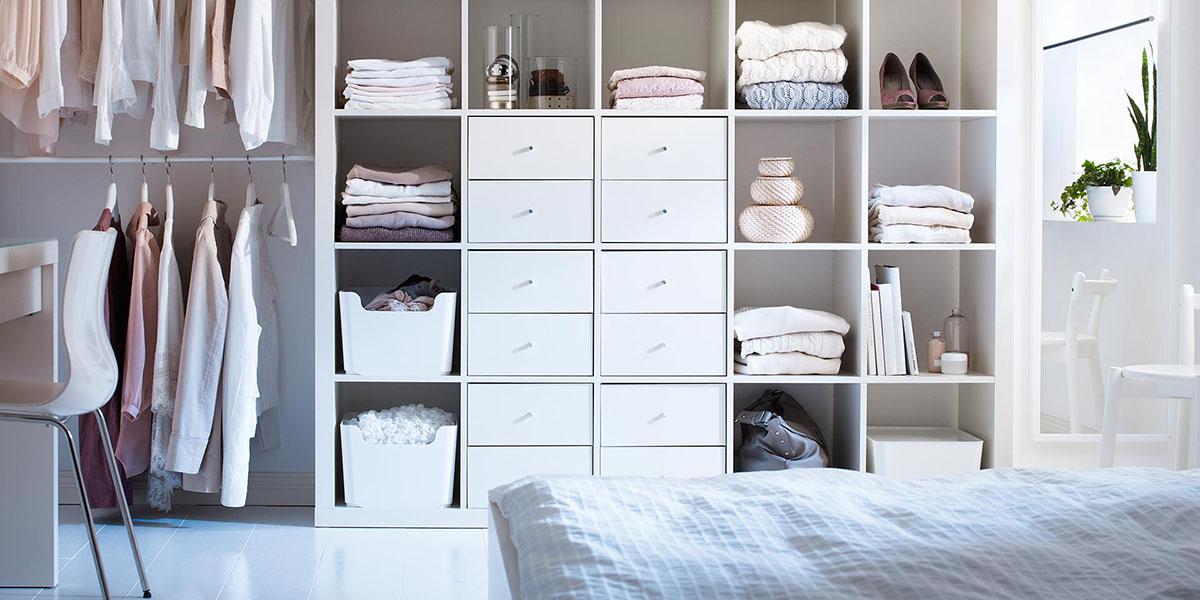 Organizar el vestidor