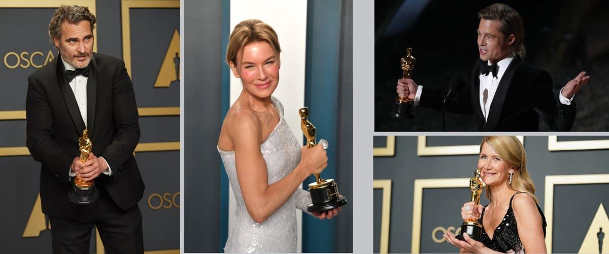 Premiados Oscar 2020