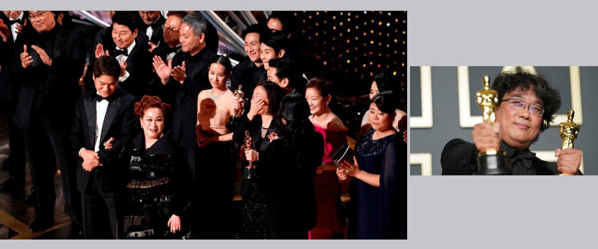 Parásitos premios Oscar 2020