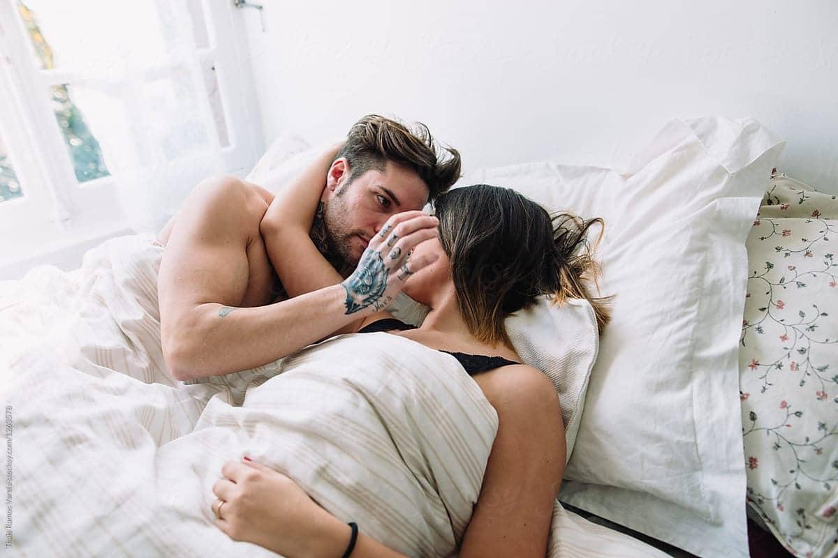 sexo en pareja