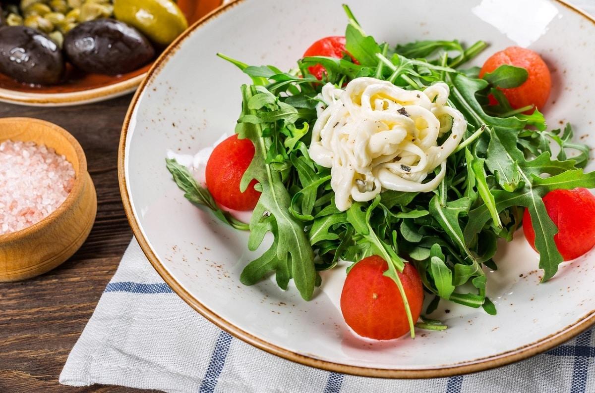 platos verduras