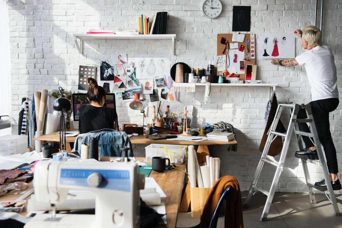 taller de diseño de moda