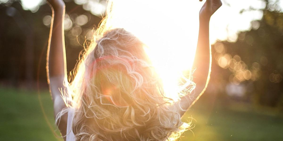 Cabello al sol
